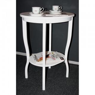 Teetisch coffee table weiß 54.1724-7