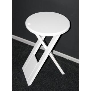 Klapphocker weiß  Weiße Möbel Vollholz – Italienische Möbel von Casa de mobila