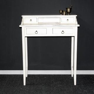 Schreibtisch vintage weiss