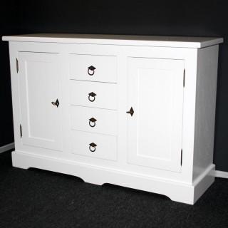 Sideboard weiß Decor 54.2411-7