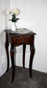 Telefontisch-Massivholz-Kolonial