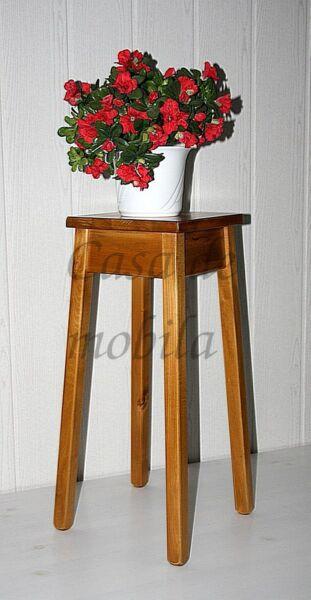Blumenhocker-Arte-Povera-massiv-honigfarben