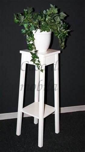 Blumentisch, italienische-Moebel-weiss-Arte-Povera
