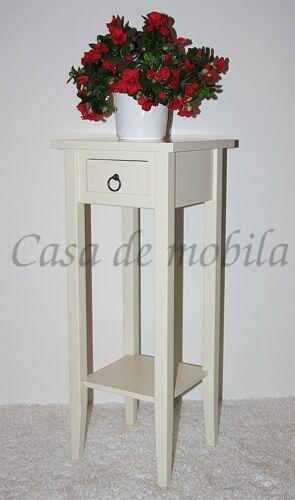 Italienischer-Blumenstaender-mit-Schublade