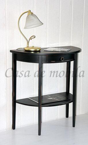 Konsolentisch-Arte-Povera-italienische-Moebel-mit-Schublade