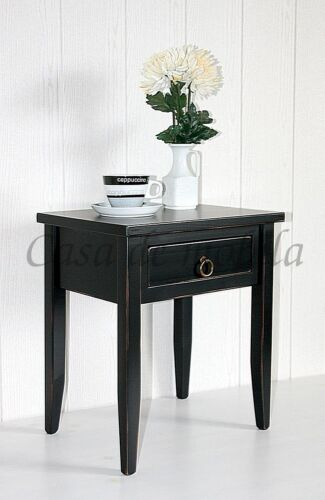 Nachtkommode-Arte-Povera-Massivholz-schwarz